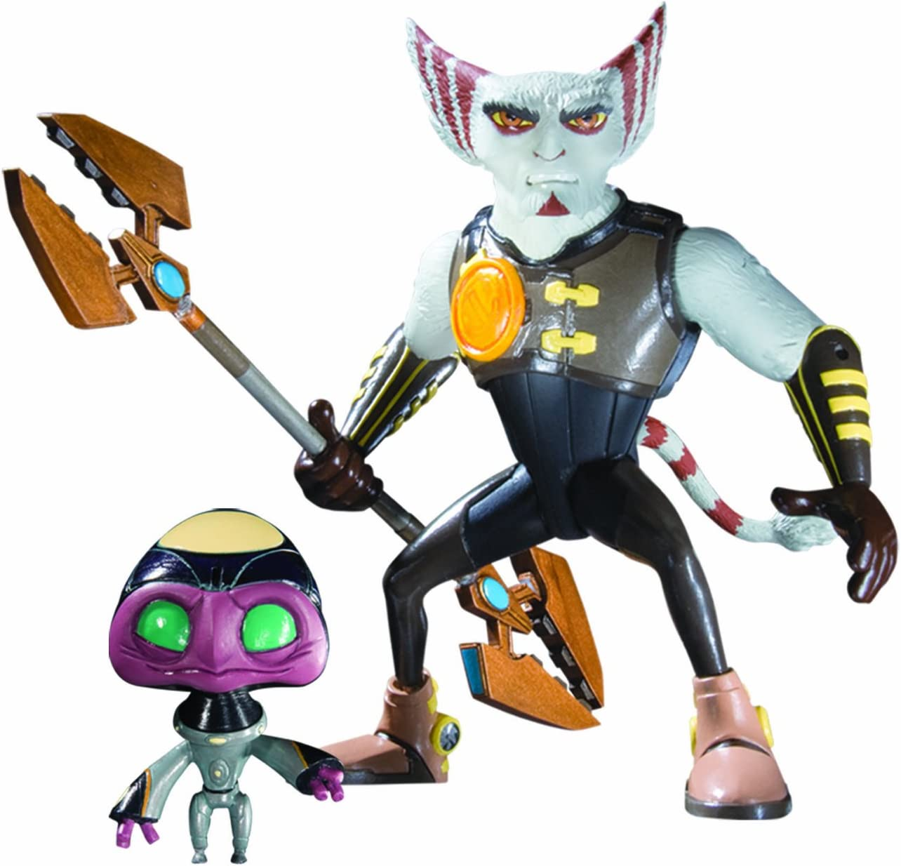 Amazon Com Dc Unlimited Ratchet And Clank Series 2 Azimuth With