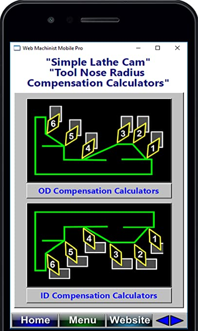 Machine Shop Software Machinist Book Reference Guide Handbook CNC Blueprint CAM