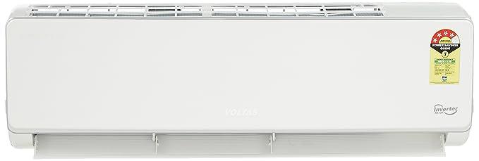 Voltas 1.5 Ton 4 Star Inverter Split AC (Copper, 184V SZS, White)