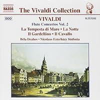Vivaldi: Flute Concertos, Vol. 2