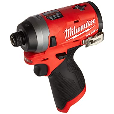 Milwaukee Electric Tools MLW2553-20 M12 Fuel 1/4  Hex Impact Driver (Bare)