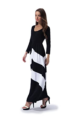 Petite long sleeve maxi dress