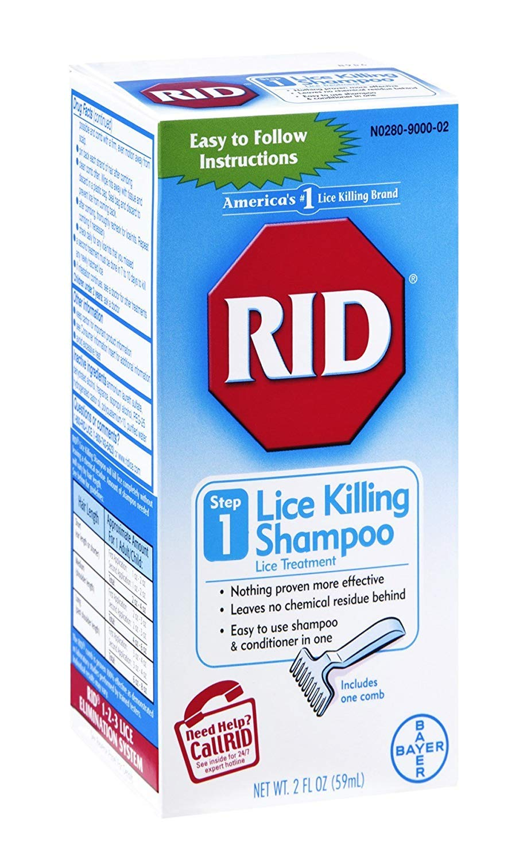 Rid Pediculic Shmpoo+.50 Irc 2 Oz by Rid