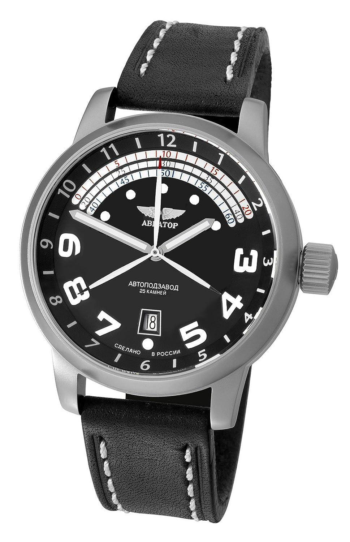 Volmax Aviator Automatik Uhr ETA 2824-2-2911489