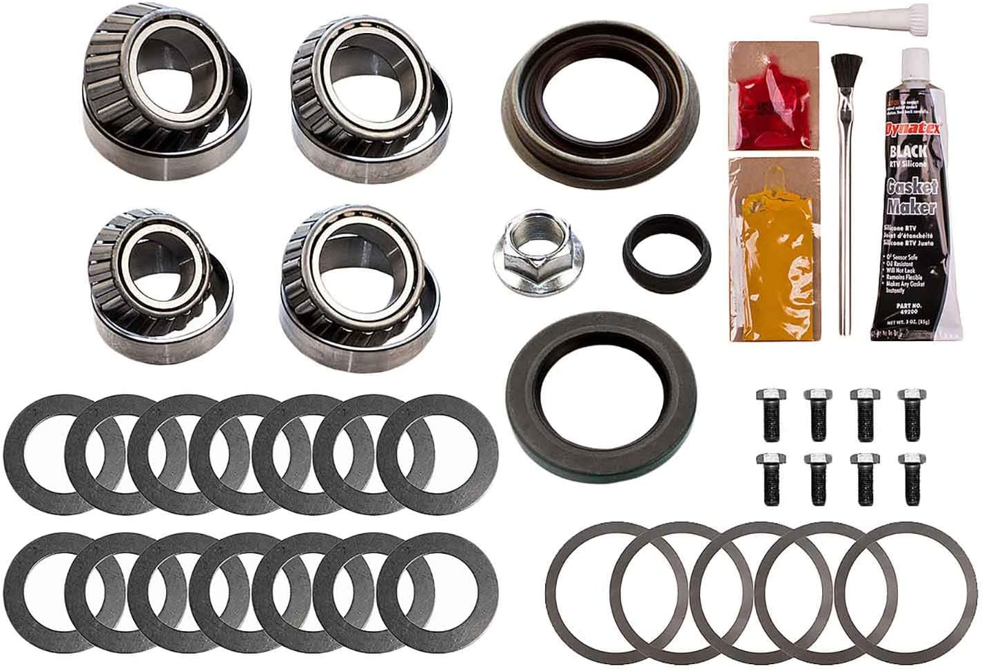 DANA 35 1980-2006 ExCel XL-1060-1 Bearing Master Kit 1 Pack