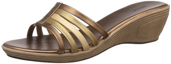 Lavie Women's 752 Slipon Fashion Sandals Fashion Sandals at amazon