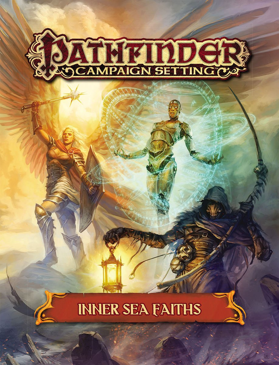 Read Online Pathfinder Campaign Setting: Inner Sea Faiths ebook