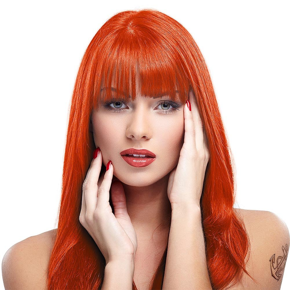 Manic Panic Tiger Lily Hair Color by Bewild