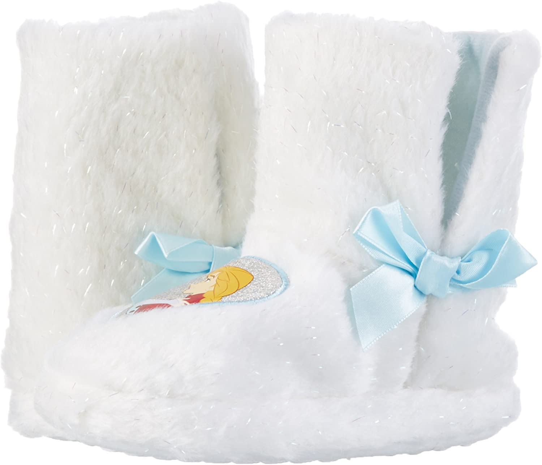 Disney Girls Fz001309 Hi-Top Slippers