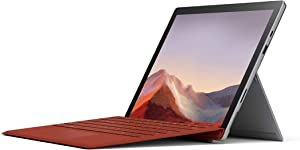 "Microsoft Surface Pro 7 – 12.3"" Touch-Screen - Intel Core i7 - 10th Gen 16GB Memory - 512GB SSD (Latest Model) – Platinum"