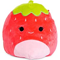 Cute Plush Strawberry Doll Stuffed Animal - 8 Inch Soft Plushies Toys Home Car Decoration Throw Pillow Birthday for…