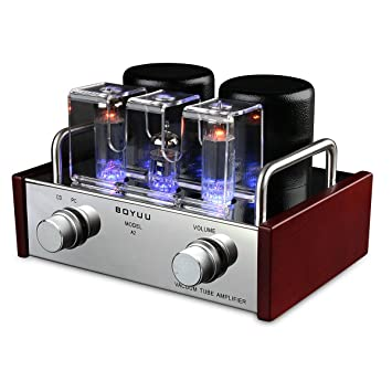 nobsound 6p14/EL84 Mini de Single Ended Tube Amplificador de audio HiFi tubos Amplificador Integrado