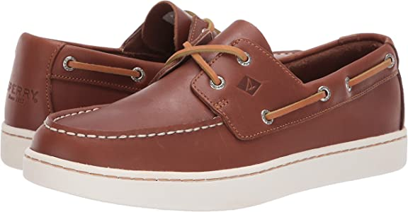 Sperry Mens Sperry Cup 2-Eye Boat Shoe