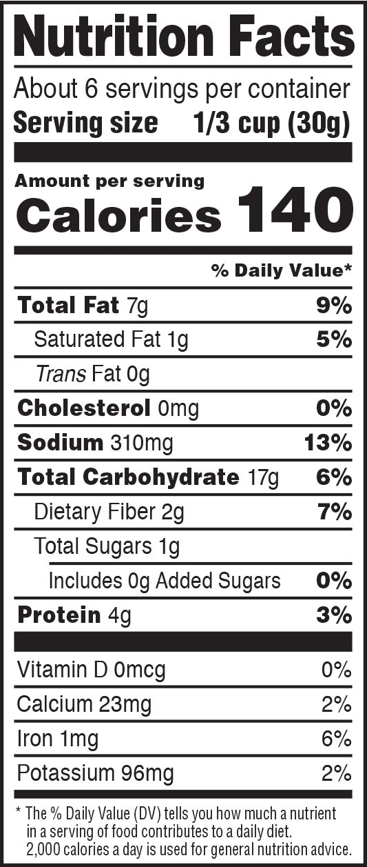 Snak Club Spicy Party Snack Mix, 6.75-Ounces, 6-Pack by Snak Club (Image #3)