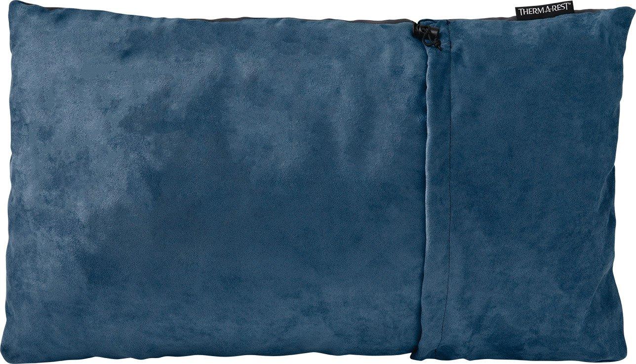 THERMAREST(サーマレスト) キャンプ用 クッション 枕 コンプレッシブルピロー デニム スモール(S)