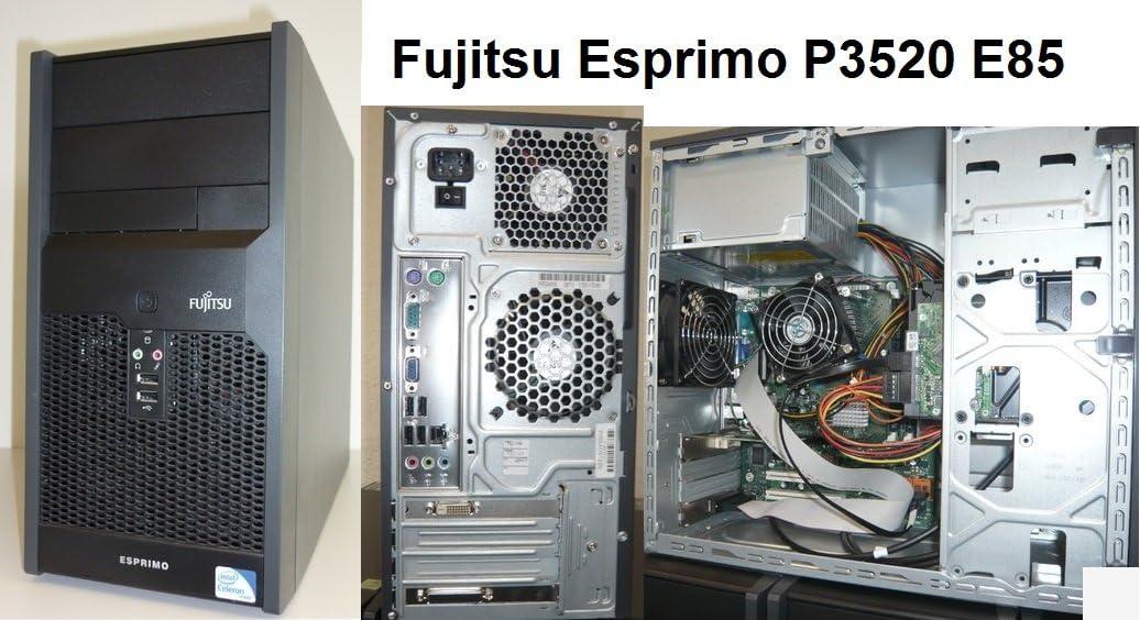 Komplett Pc Fujitsu Esprimo P3520 E85 Intel Pentium Dual Core Leasinggeräte Aufbereitet Geprüfte Bürobedarf Schreibwaren