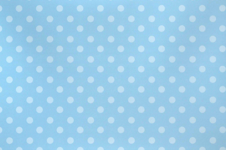 1 X Blue Polka Dots New Born Baby Boy Christening Birthday Gift
