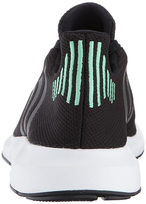 Amazon.com   adidas Originals Mens Swift Run Shoes, Black/Utility Black/White, 8.5 M US   Running