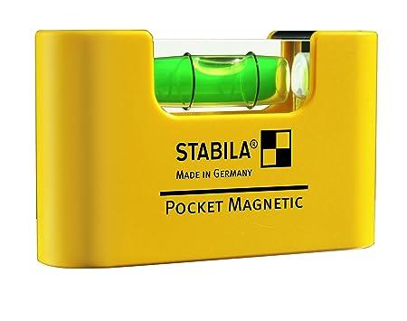 "Stabila 17774/4 7 cm""Type Magnetic"" Spirit Level ..."