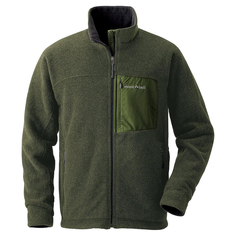 (モンベル)mont-bell アウトドア ジャケット クリマウール ウィンドストッパー (メンズ)