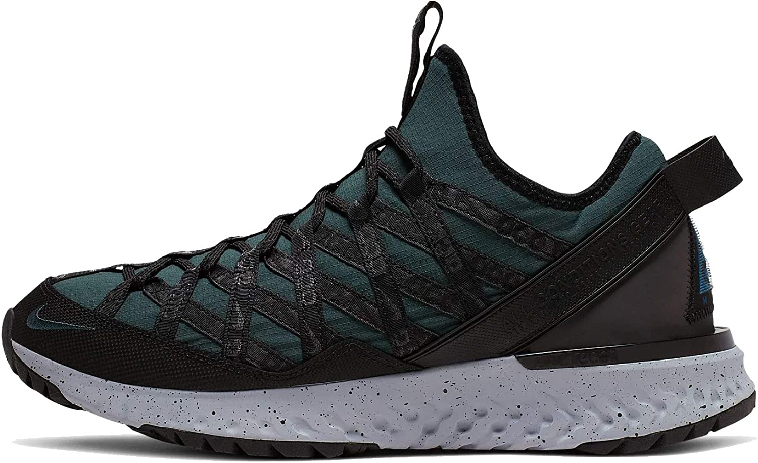Vacilar primero motor  Amazon.com | Nike ACG React Terra Gobe Mens Bv6344-300, Deep  Jungle/Black-wolf Grey, 13 | Fashion Sneakers