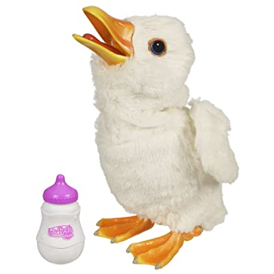 Furreal Friends Newborn White Duckling: Toys & Games