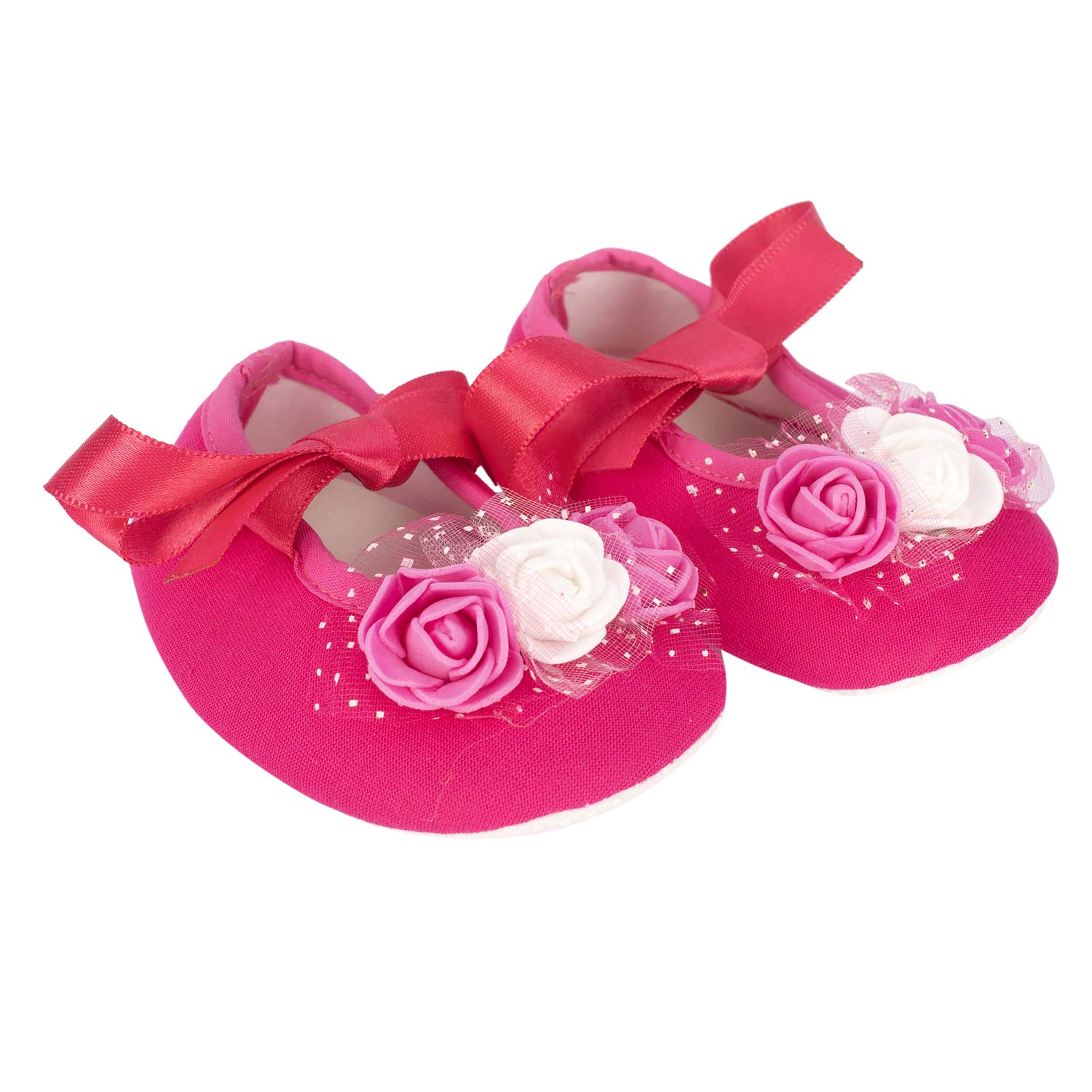 Daizy Stylish Pink Shoes/Booties with