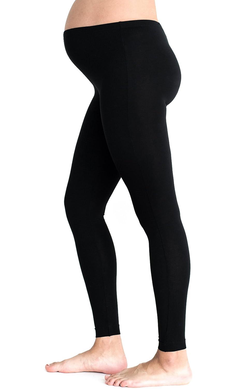 52ff30c3ac6dc FunMum Maternity Quality, Thick Pregnancy Leggings, UK Size 8 (XS):  Amazon.co.uk: Clothing