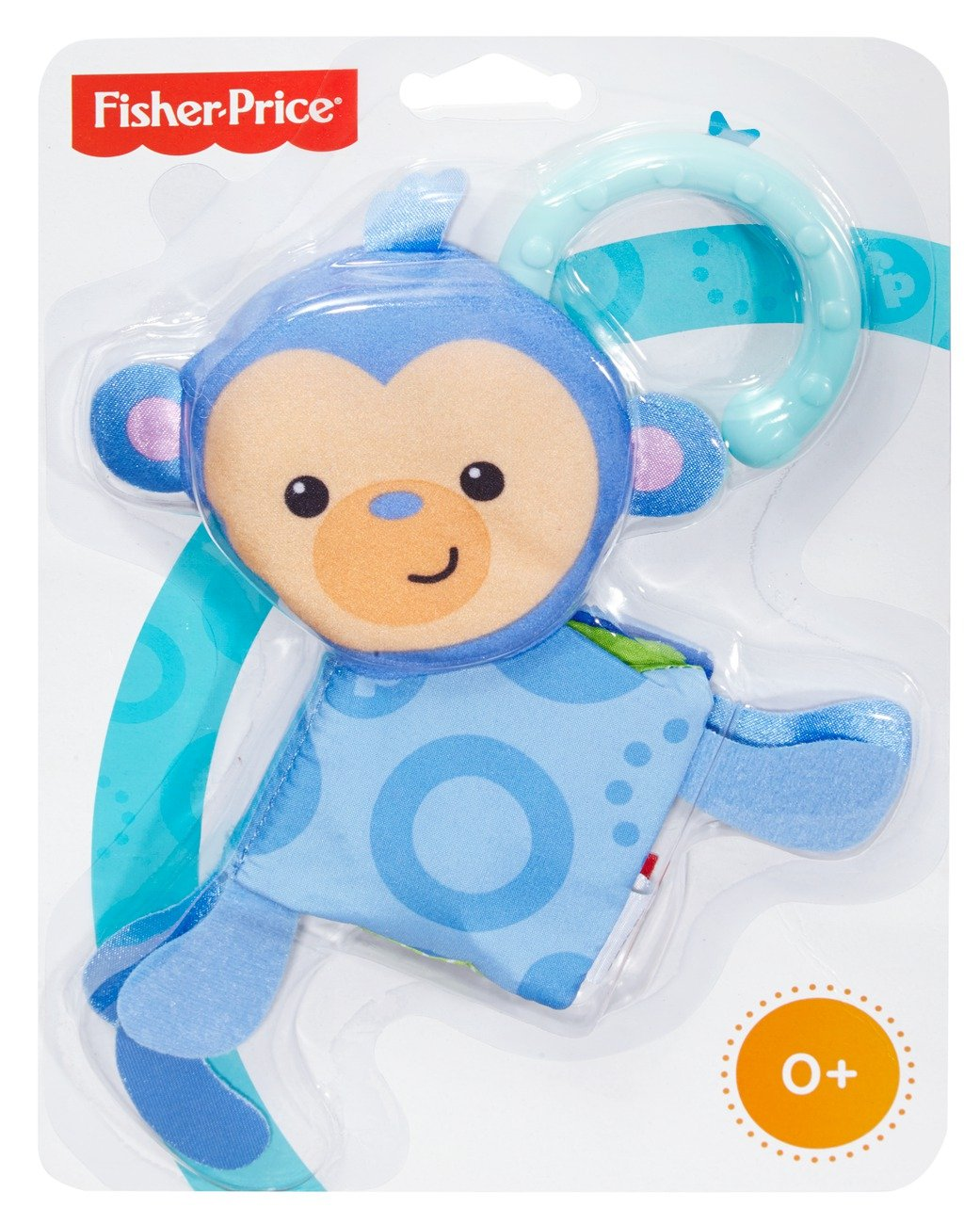 Fisher-Price - Cbh87 - Rattle - Pequeño Mono - Libros XL