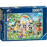 Ravensburger, Rompecabezas La Fiesta de Mickey, 1000 Piezas