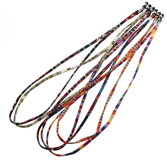 MagiDeal 5x Cuerda Multicolor Correa para Gafas de Sol Lentes