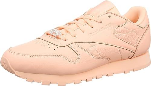 Reebok Classic Leather L, Damen Low top Sneaker