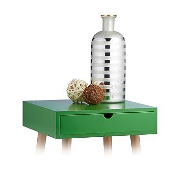 Relaxdays Vase Bouteille Déco Verre Forme De Bouteille HxlxP: 34 X 13,5 X