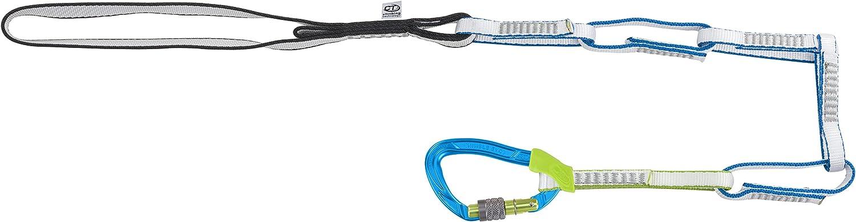 Climbing Technology Sport - Cadena Unisex para Adulto, Azul/Verde, Talla única