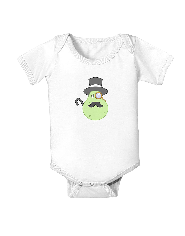 TooLoud Sir Pearrington Infant One Piece Bodysuit