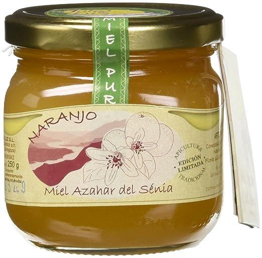 Jalea de Luz Miel Cruda Pura de Azahar - 250 gr.: Amazon.es: Alimentación y bebidas