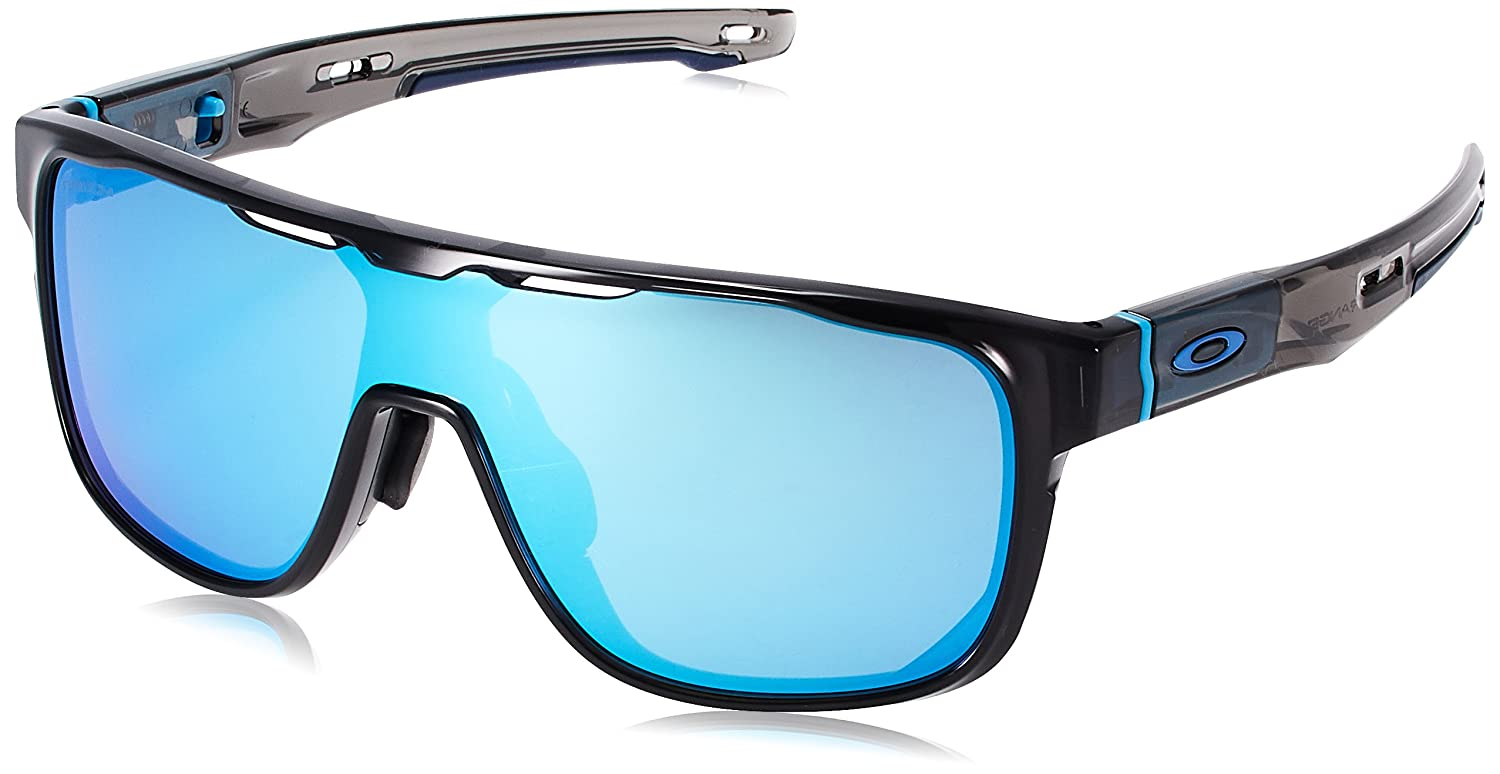 141e1db562 Amazon.com  Oakley Men s Crossrange Shield AF Sunglasses