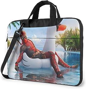 Laptop Sleeve Bag Superhero Dead_Pool Laptop Sleeve Case Cover, 15.6 inchTablet Briefcase, Notebook Sleeve Case