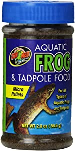 Zoo Med Aquatic Frog & Tadpole Food (2 Pack)