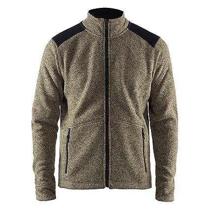 Craft Noble Zip Heavy Knit Chaqueta Polar - Dark Forrest ...
