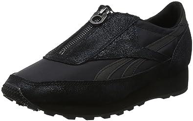 148ccbf43397d Reebok Women s Aztec Zip Trainers  Amazon.co.uk  Shoes   Bags