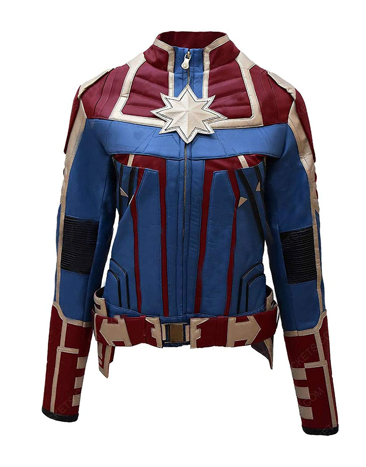 Captain Marvel Costume XX-grand-48 mode_First - Blouson - Femme