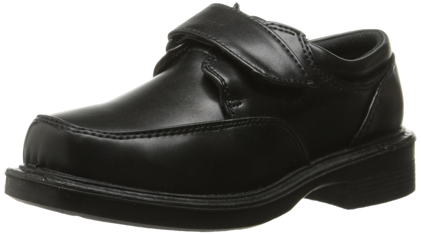 French Toast Mike Oxford (Toddler),Black,7 M US Toddler