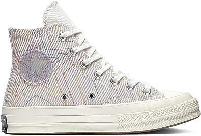 Converse Chuck 70 Rainbow Hi Chaussures: