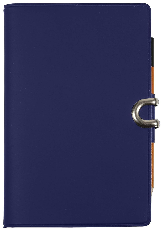 Exacompta - Agenda Semainier Gobi Avec Fermoir et Crayon 11, 5 x 7, 5 cm - Janv. à Déc. 2019 - Plusieurs Visuels Disponibles Agendas