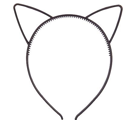 Amazon Com Bonnie Z Leonardo Simple Comfortable Plastic Cat Ears