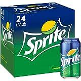 Sprite Lemonade Soft Drink Multipack Cans 24 x 375 mL