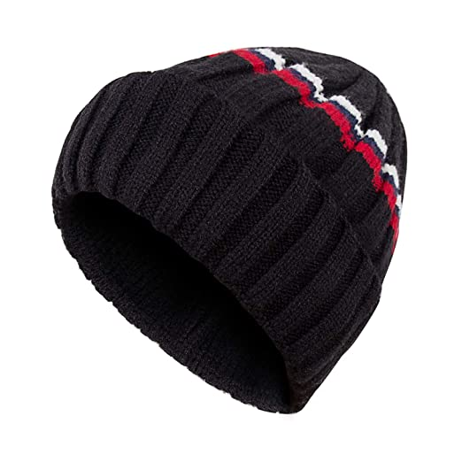 Dsane Kids Baby Winter Toddler Ribbed Knit Children s Hat Boys Girls Beanie  Cap ad952bea6a45