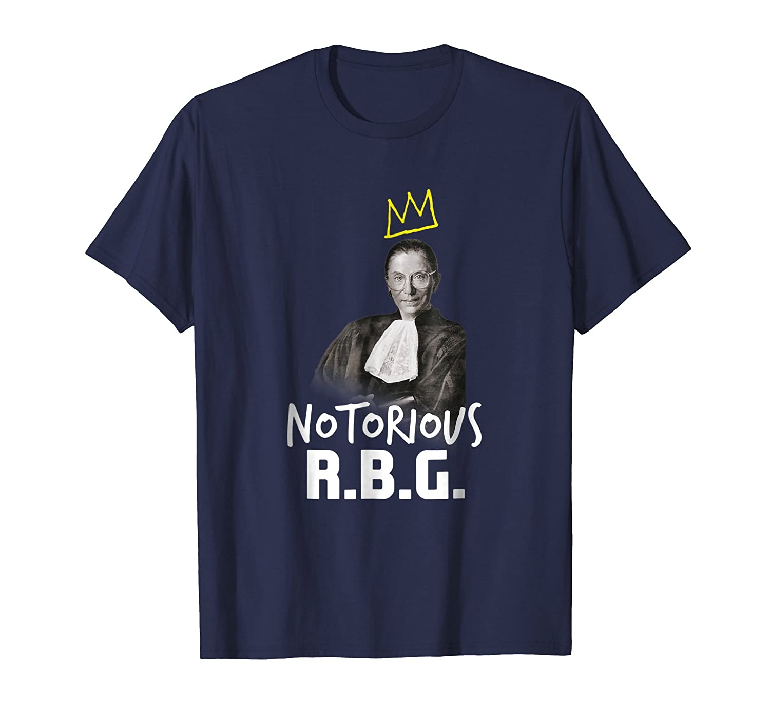 Notorious RBG Ruth Bader Ginsburg Supreme Court Justice Tee-fa