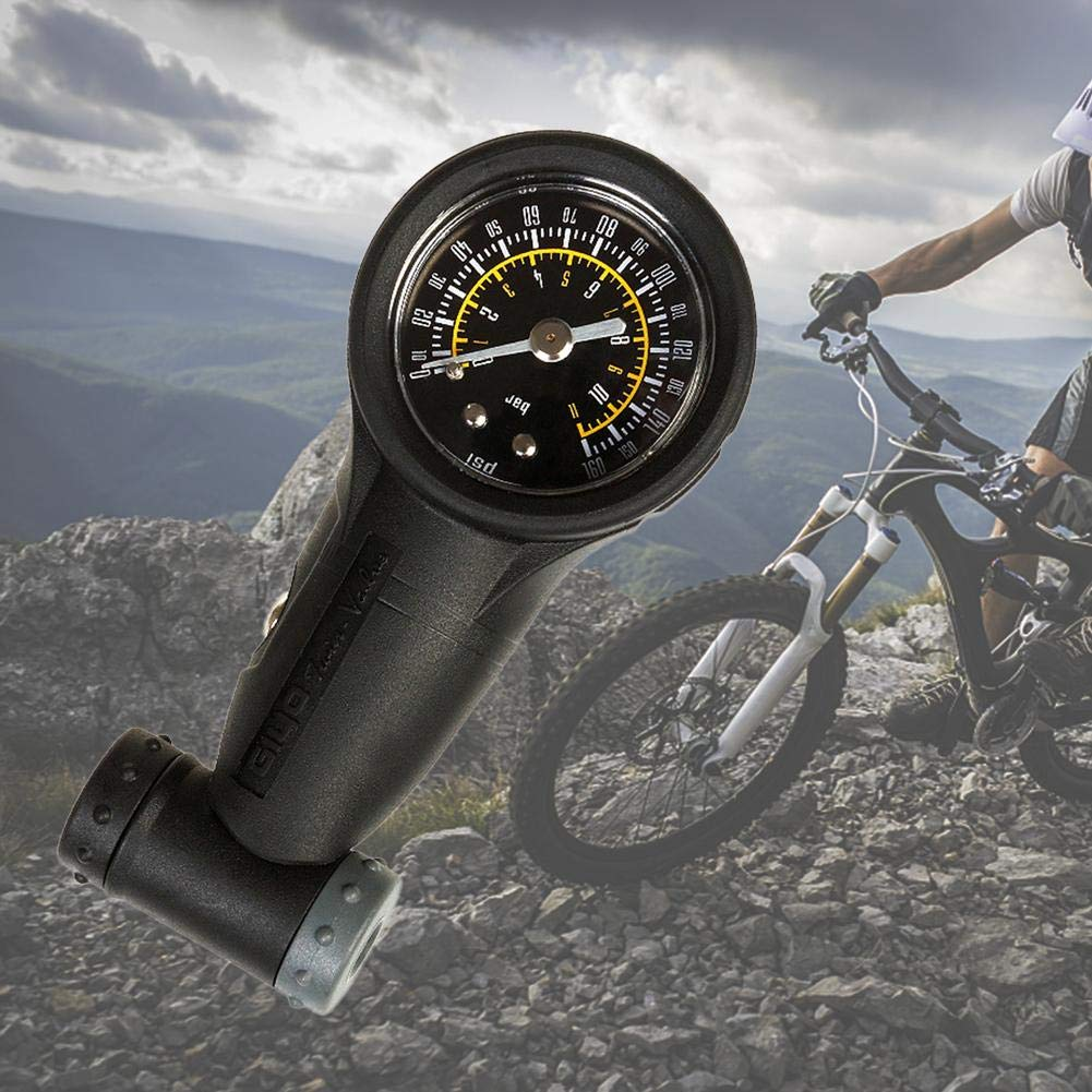 Manómetro 00123210 - Manómetro para cubiertas de bicicleta ...
